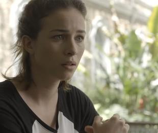 Laryssa Ayres é Diana   TV Globo