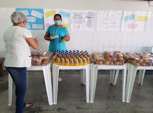 No Dia das Mães, servidoras do Pronto-Socorro de Rio Branco são homenageadas com café da manhã