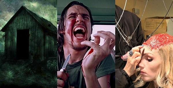 Dudleytown Curse - The 49th Key (2011) / O Massacre da Serra Elétrica (1974) / Remy Couture (Foto: Divulgação / Redes Sociais)