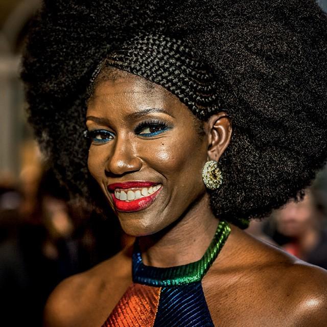 Bozoma Saint John - 42 anos, CMO da Endeavor, agência de marketing de grandes empresas e celebridades  Formada em estudos afro-americanos e em inglês. Foi executiva do Uber e da Apple (Foto: Getty Images)