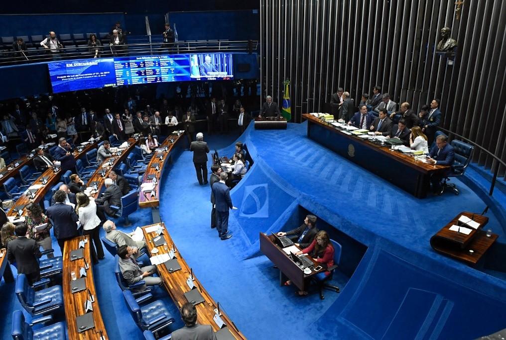 Senado aprova MP da liberdade econômica e retira trecho sobre trabalho aos domingos - Notícias - Plantão Diário