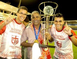 Ademir Fonseca - Botafogo (Foto: Arquivo Pessoal)