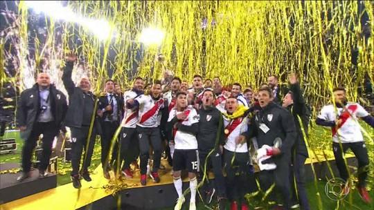 River Plate vence Boca Juniors em Madrid e conquista Taça Libertadores da América