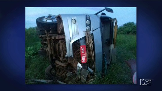 Acidente com morte é registrado na BR-222 em Vitória do Mearim, MA