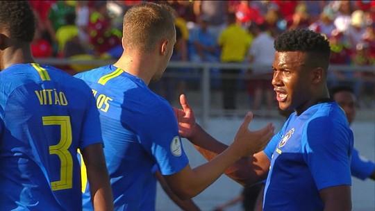 Brasil estreia com empate no Sul-Americano de Futebol Sub-20