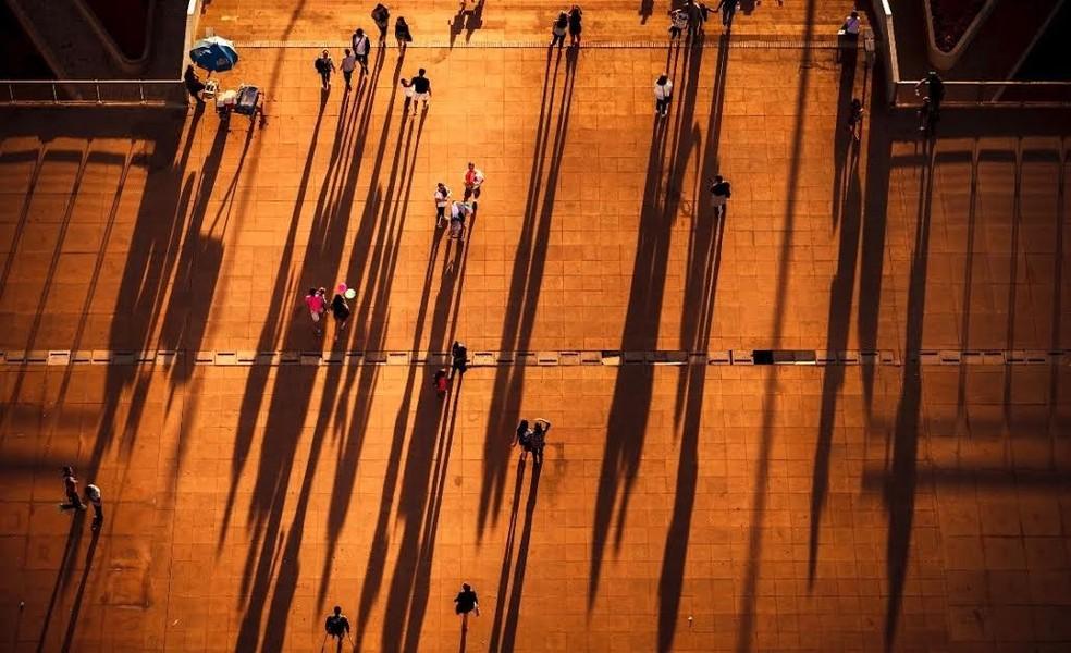 Vencedor do Premio Olhar Brasília - 1º lugar categoria profissional — Foto: Francisco Saldanha