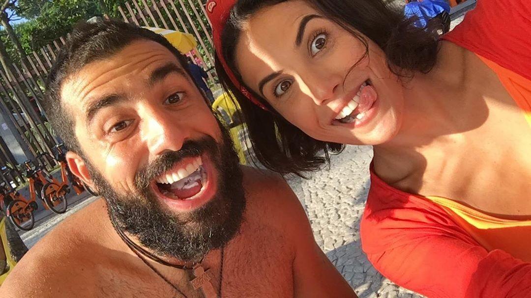 Kaysar e Gabi Costa (Foto: Reprodução/Instagram)