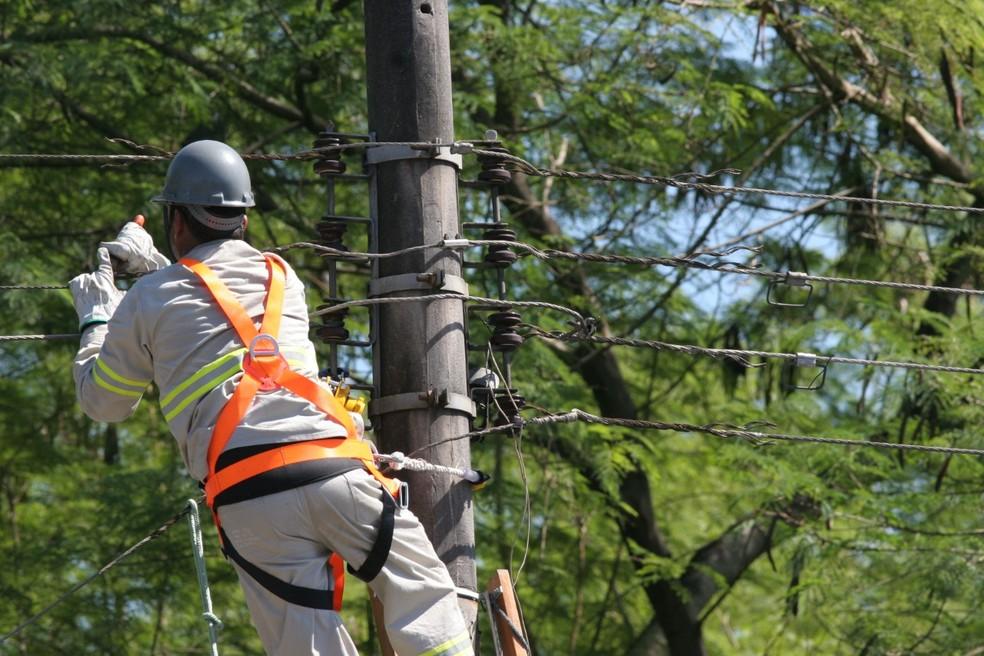 Equatorial realiza fornecimento de energia elétrica no Piauí — Foto: Divulgação