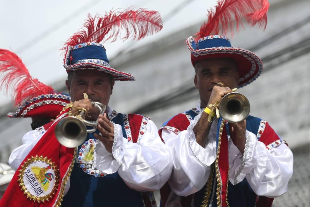Clarins anunciam desfile do Galo da Madrugada