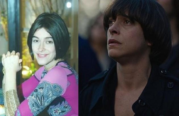 Julia Feldens fez sucesso como Ciça, filha de Miguel (Tony Ramos). Em 2004, se afastou da carreira para se dedicar à família e aos estudos. Reapareceu recentemente na série 'Boca a boca', da Netflix (Foto: TV Globo / Netflix)