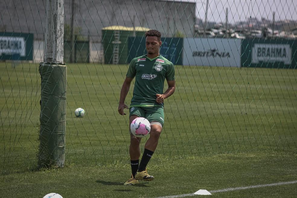Rodrigo Muniz — Foto: Divulgação/Coritiba