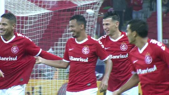 """""""Senhor estreias"""", Guerrero vira artilheiro do Inter em 2019 com 7 gols em 10 jogos"""