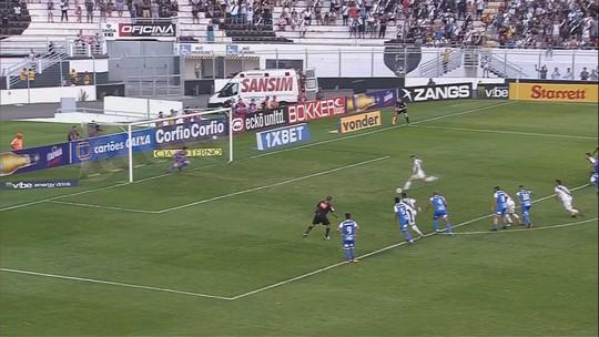 Os gols de Ponte Preta 2 x 1 São Bento