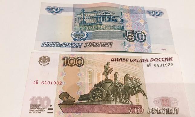 Dinheiro russo