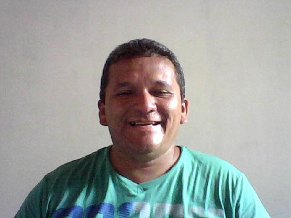 Jorge Cunha era vereador do município de Apicum-Acu (Foto: Divulgação/Arquivo Pessoal)