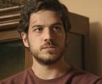 Marco Pigossi em cena como Rafael | Divulgação