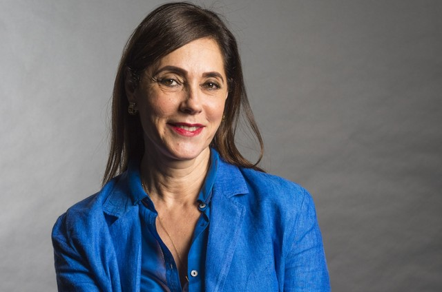Christiane Torloni (Foto: Estevam Avellar/TV Globo )