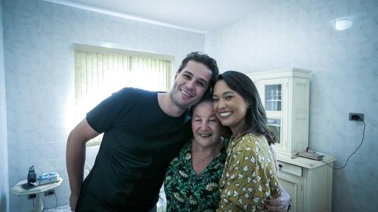 'Mais Caminhos Na Minha Casa': apresentadores visitam os fãs do programa