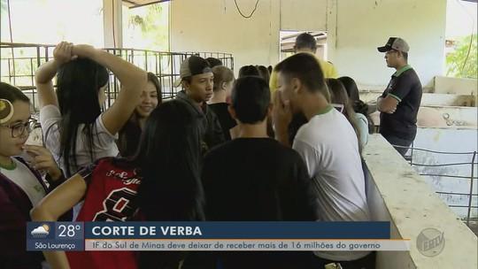 Bloqueio de verba anunciado pelo MEC deve impactar 27 mil estudantes do IF Sul de Minas