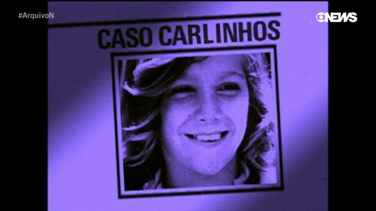 Arquivo N relembra os 45 anos do sumiço do menino Carlinhos