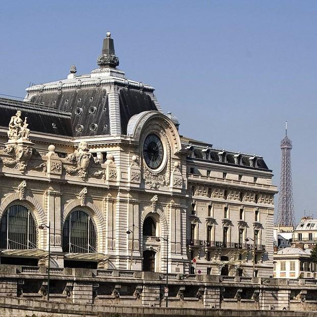 Museu de Orsay é considerado o melhor do mundo por site de viagem (Foto: Reprodução / Facebook )