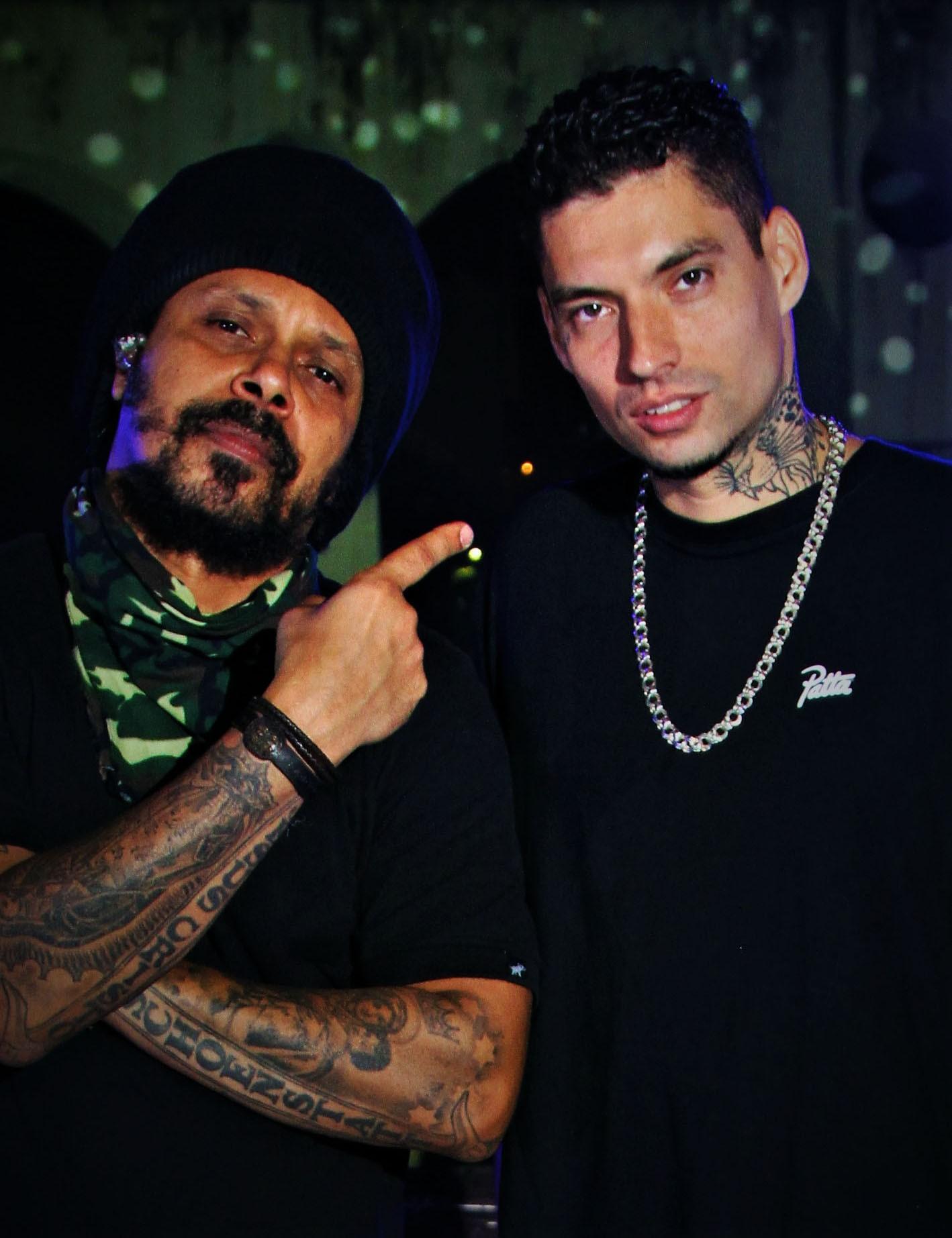 Marcelo Falcão lança single com o rapper Filipe Ret enquanto prepara o segundo álbum solo