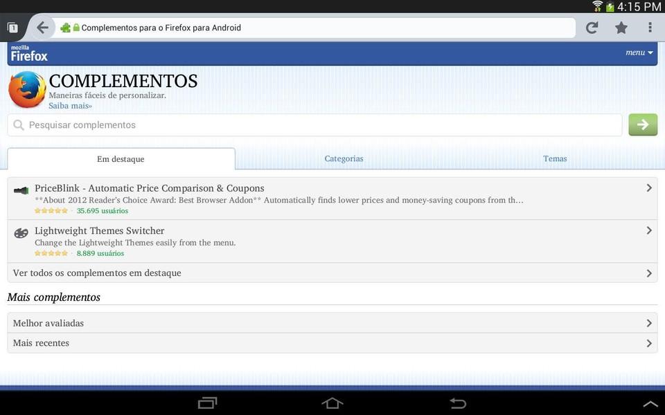 Firefox | Download | TechTudo