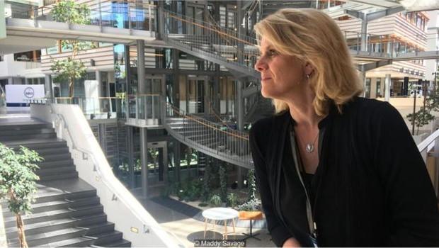 Hilde Bjørnland acredita em uma abordagem igualitária ─ distribuindo riqueza entre gerações (Foto: Maddy Savage, da BBC)