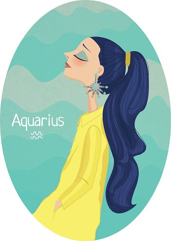 Horoscope. Zodiac signs-Aquarius (Foto: Getty Images/iStockphoto)