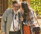 Luís Mello e Giovanna Antonelli | Raphael Dias/ GShow