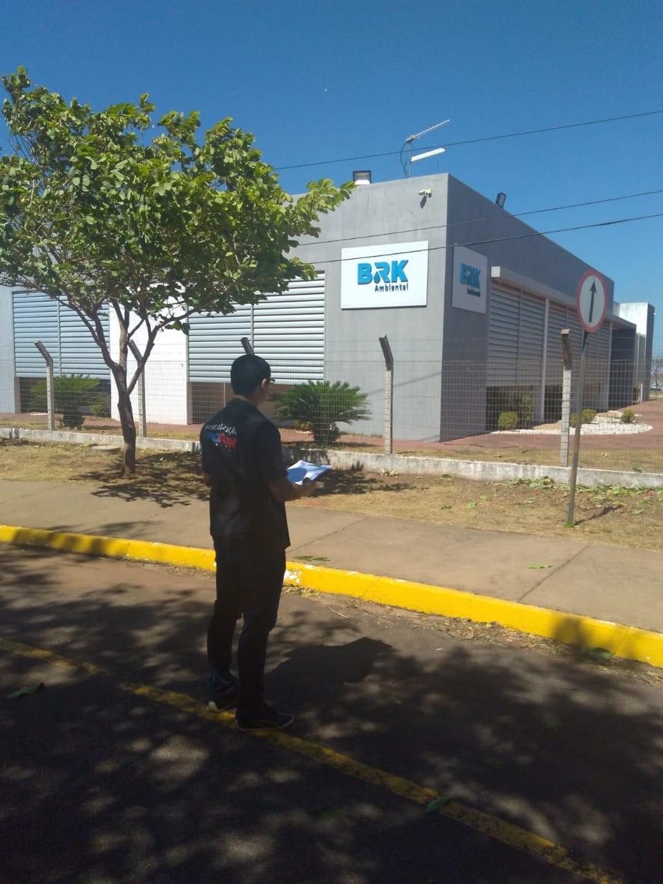 BRK Ambiental é autuada pela 4ª vez em 90 dias após clientes esperarem mais de 1h para serem atendidos - Notícias - Plantão Diário