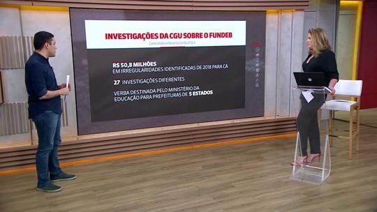 CGU aponta uso irregular de quase R$ 51 milhões do Fundeb em todo o país