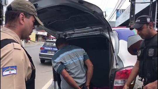 Tentativa de assalto a banco no Grande Recife termina com quatro presos