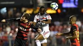Com empate, São Paulo segue fora do G-4, e Sport fica no Z-4 (Marcos Ribolli)