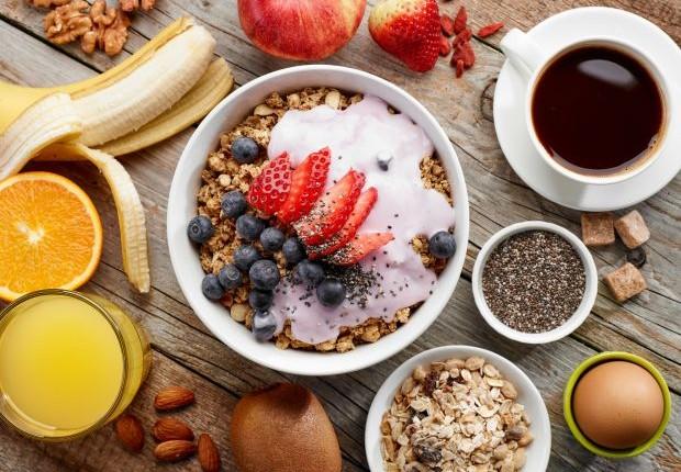 café da manhã saudável alimentação (Foto: ThinkStock)