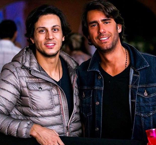 Os Djs Thiago Mansur e Paulo Velloso (Foto: Reprodução/Instagram)