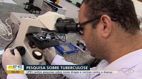 Ufes é avaliada pelo Ministério da Saúde para começar a fazer pesquisa sobre tuberculose