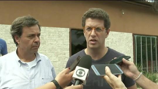 Cobrança de taxa: ministro do Meio Ambiente chega a Fernando de Noronha