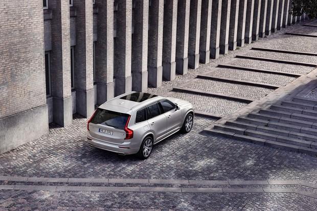 Volvo XC90 2020 (Foto: Reprodução/Volvo)