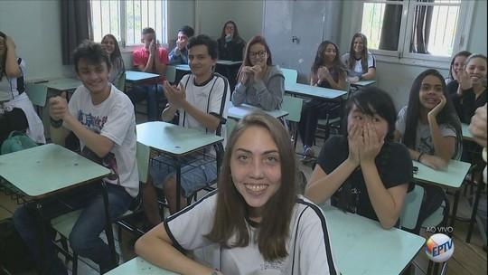 EPTV na Escola: Confira as redações campeãs de 2017