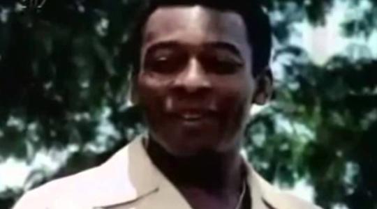 Pelé em Os Trombadinhas (Foto: Reprodução)
