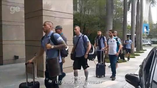 "Grêmio minimiza desfalques e estuda pontos fortes para tentar ""anular"" o Palmeiras"