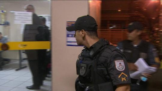 Um dos PMs presos diz que eles esperavam carro 'suspeito' passar