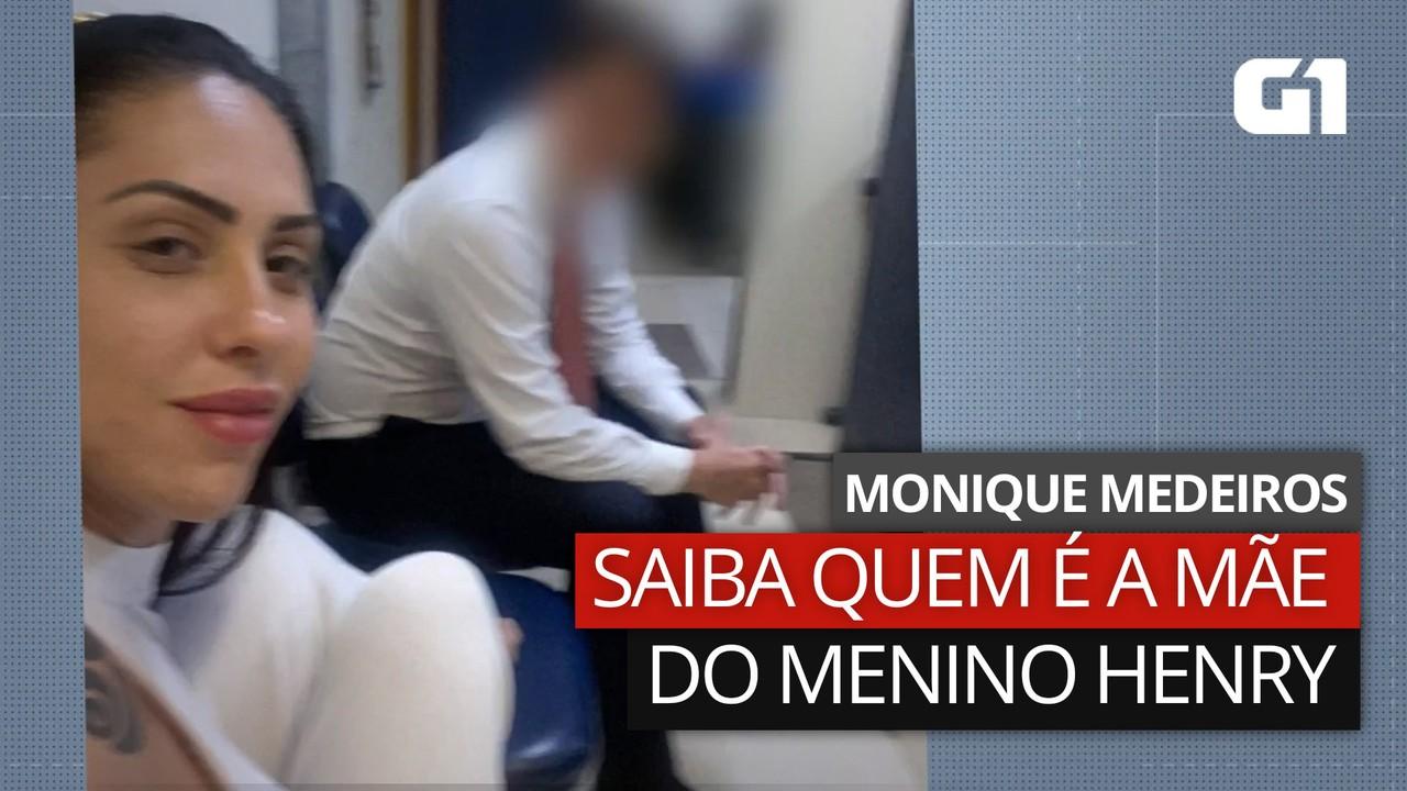 VÍDEO: Monique Medeiros, mãe de Henry, fez selfie na delegacia; saiba quem é