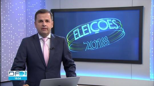 Pesquisa Ibope no Distrito Federal: Eliana, 23%; Fraga, 13%; Rollemberg, 12%; Rosso, 10%