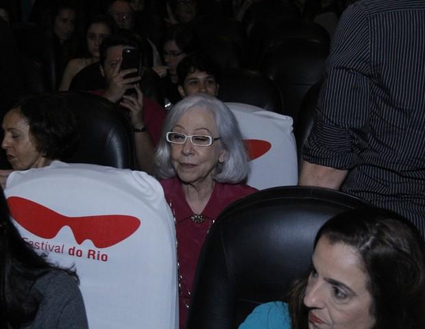 Fernanda Montenegro e Walter Salles (Foto: Wallace Barbosa/AgNews)