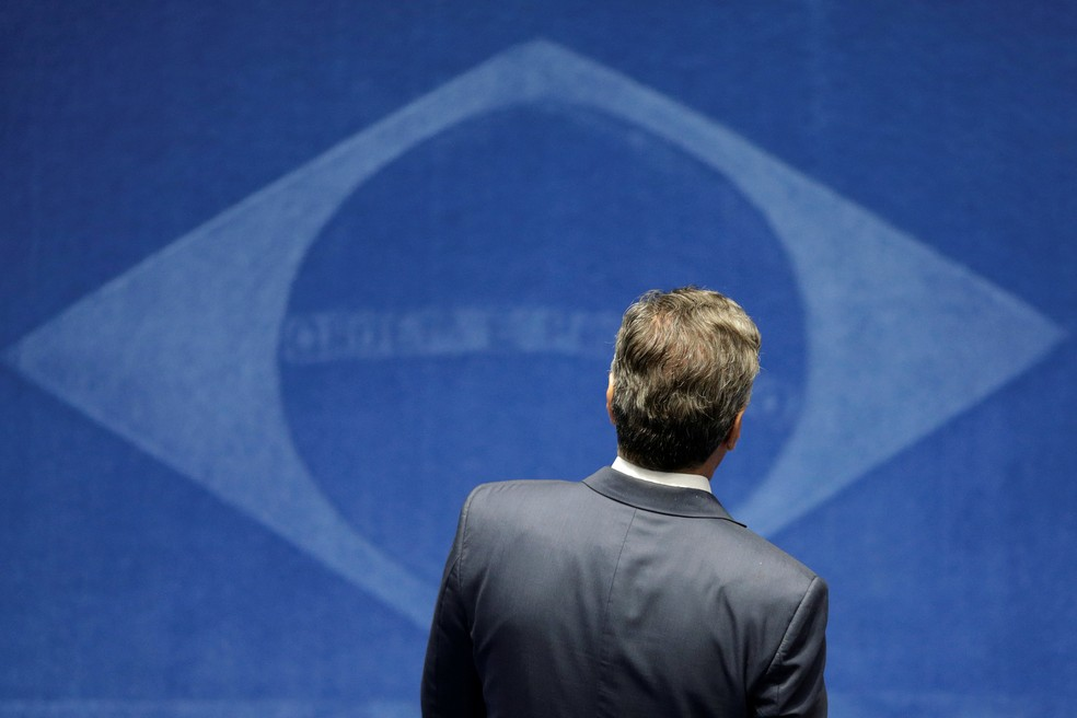 O senador Aécio Neves (PSDB-MG) (imagem de arquivo) (Foto: Ueslei Marcelino/Reuters)
