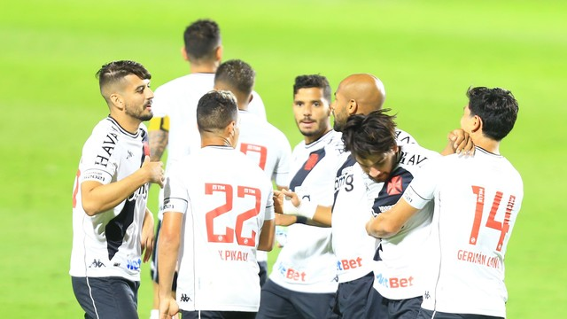 Goiás x Vasco, gol