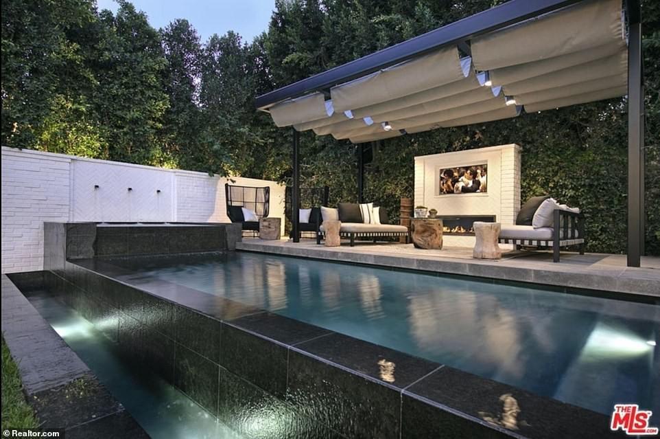 Mansão de Justin e Hailey Bieber vendida por 7,95 milhões de dólares (Foto: Imobiliária Realtor.com)