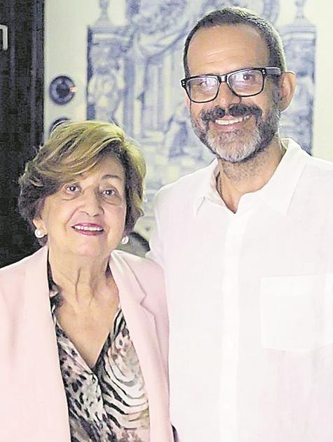 Alberto Renault esteve em Recife gravando a nova temporada do 'Casa Brasileira — Cidades' (Foto: Bruno Prada)